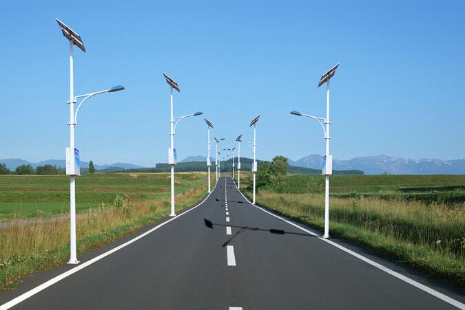 新疆太阳能路灯厂家