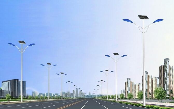 新疆太阳能路灯公司