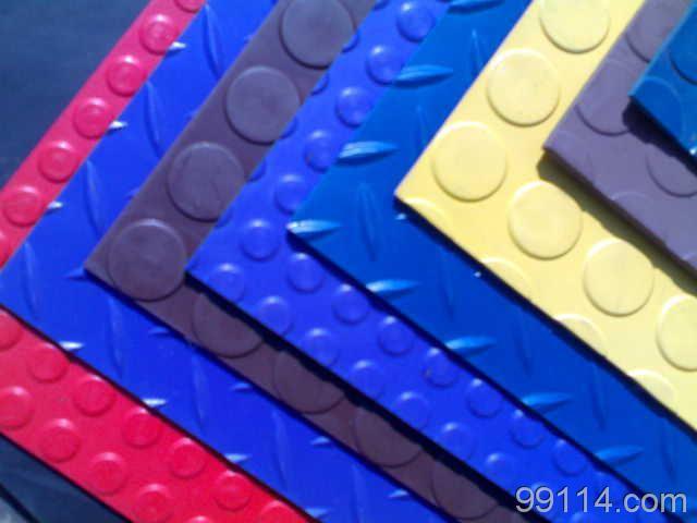 图形橡胶板