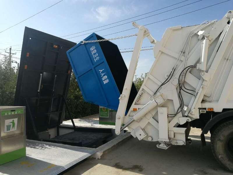 YDM-B型垃圾船