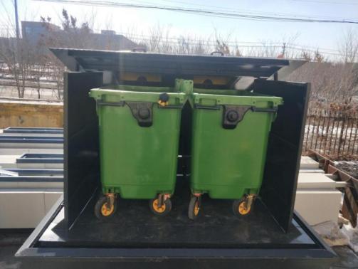智能垃圾回收站