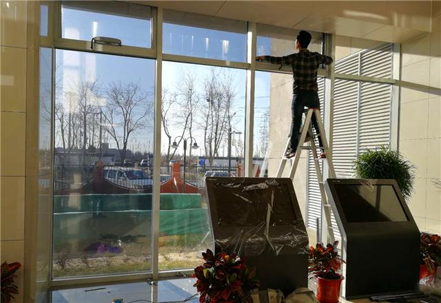 新疆建筑玻璃安全膜