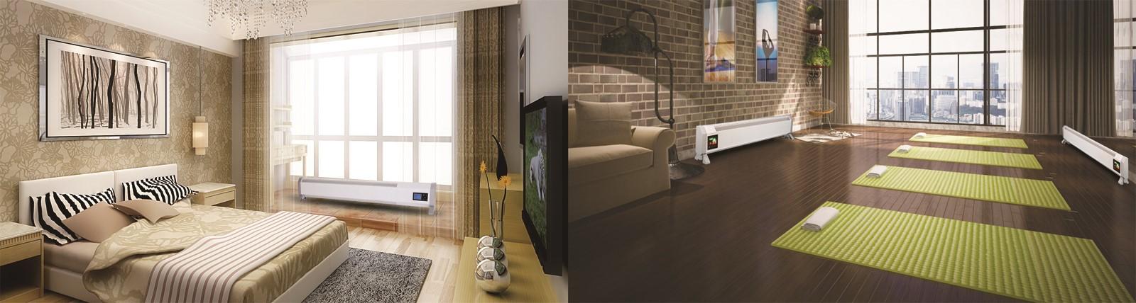 节能电采暖炉用电的四种技巧