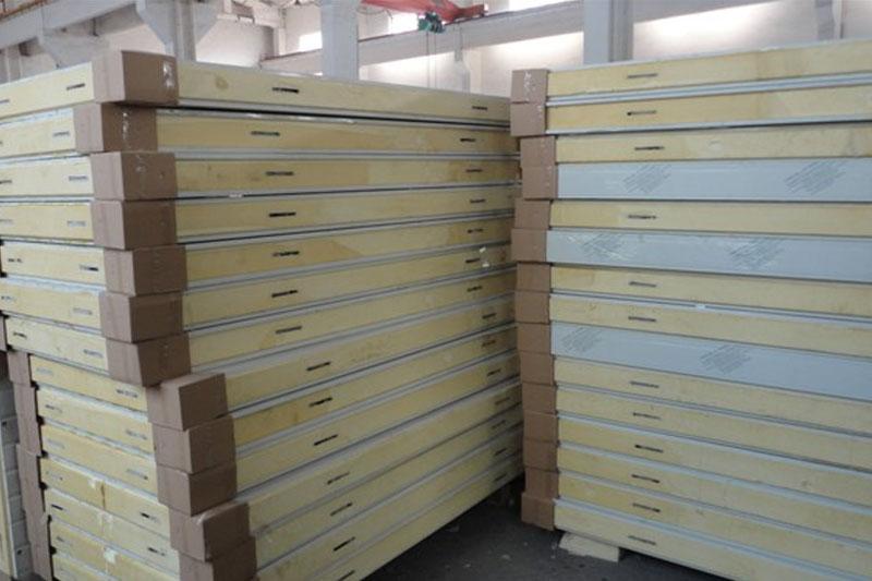 计划经济时代建造的以储存为主要功能的传统冷库