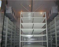 新疆制冷公司的冷库排管在冷库中起到重要作用