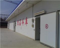 新疆冷库安装的冷库按制冷系统可分为氨制冷和氟制冷