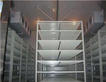 冷库设备的生产企业有待提高