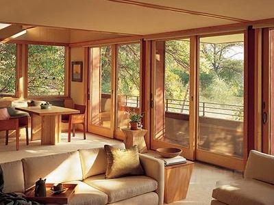 新疆铝木复合门窗