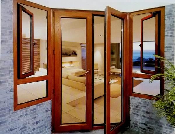 铝木复合门窗价格