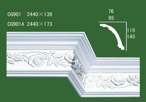 新疆GRG装饰材料