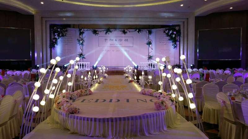 婚礼环境布置