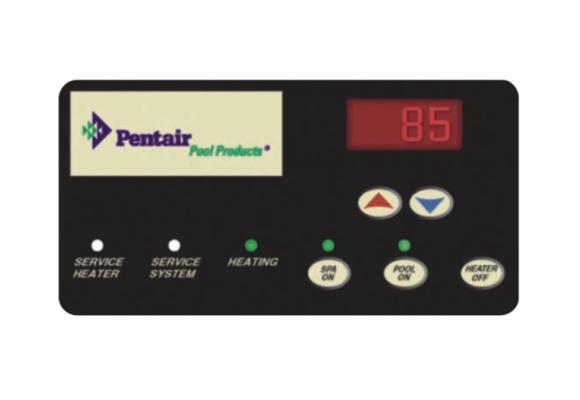 PENTAIR滨特尔控制面板—泳池加热器