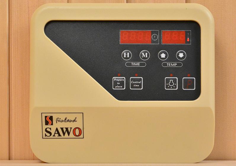 SAWO数显控制器—桑拿干蒸房配件