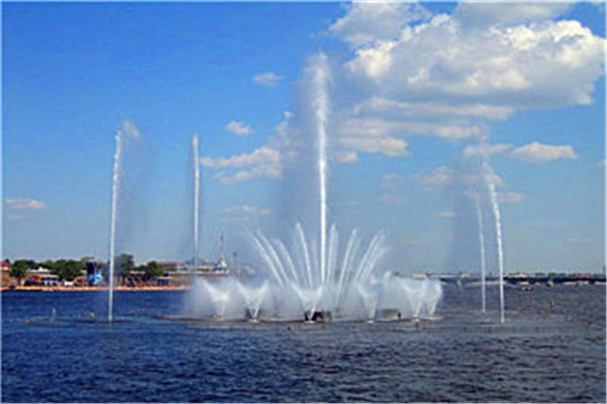 喷泉案例效果图10