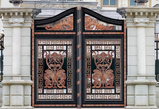 乌鲁木齐庭院门