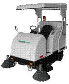 SD1800驾驶式扫地机