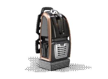 JB62锂电池肩背式吸尘器