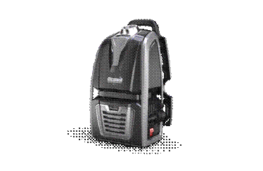 JB61肩背式吸尘器(尘袋)