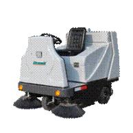 SD1400/SD1400DP驾驶式扫地机