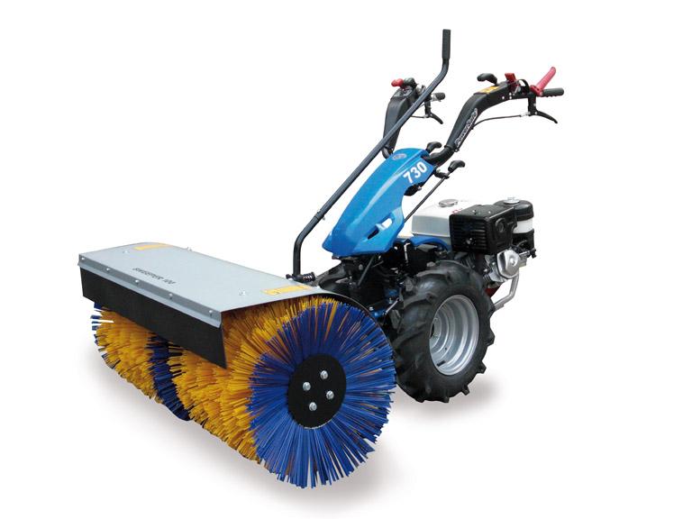 BCS730进口多功能扫雪机
