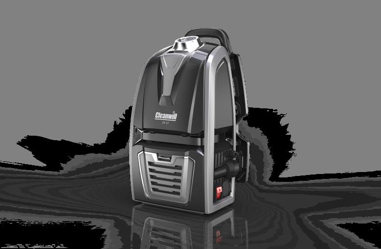 JB61 肩背式吸尘器(尘袋)