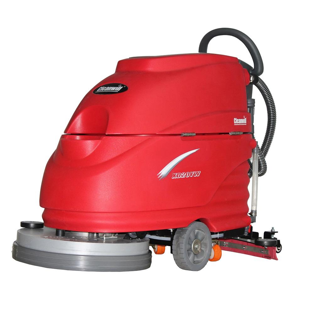 XD20YW 手推式自动洗地机