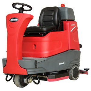 XD80 驾驶式洗地机