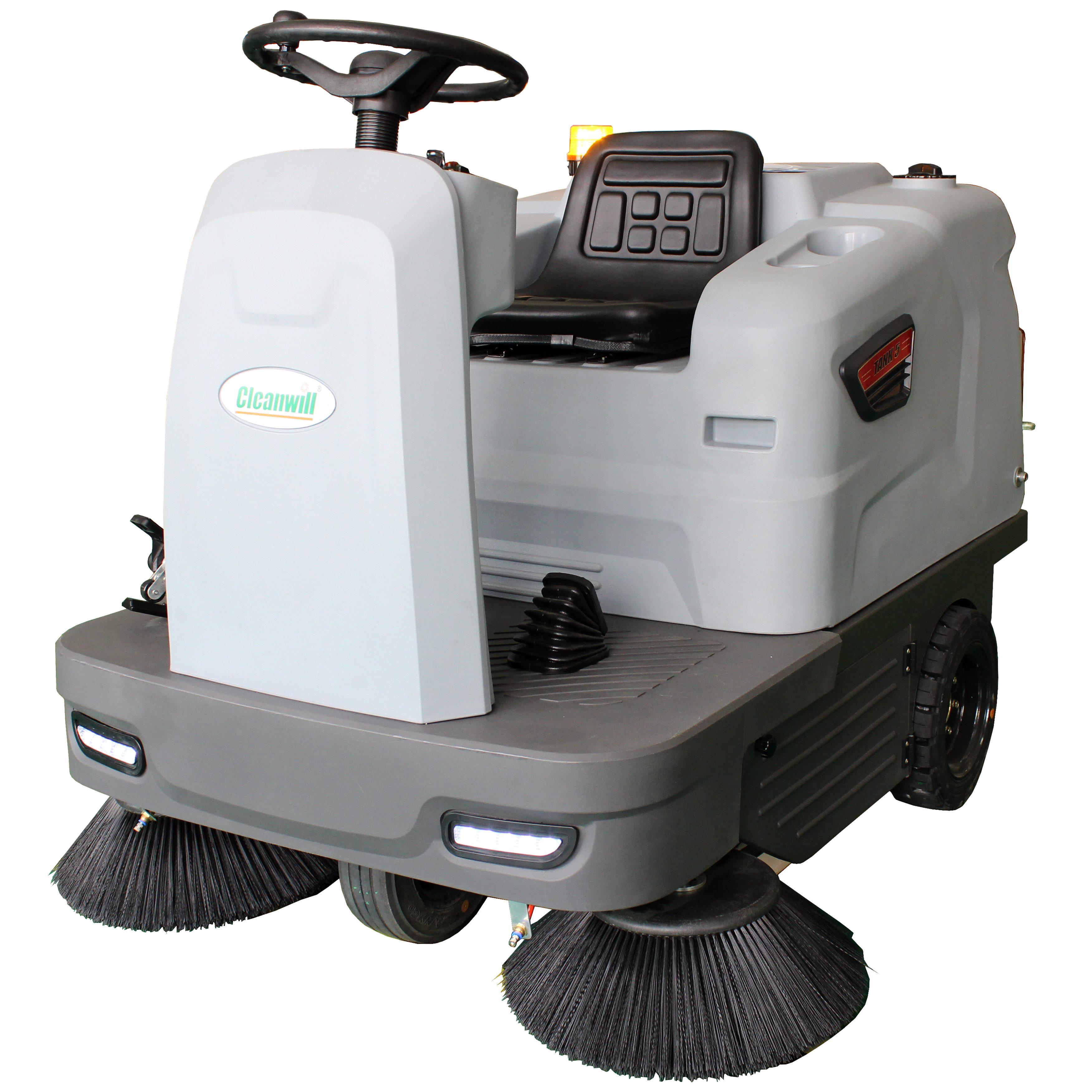 TANK5 驾驶式扫地机