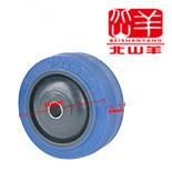 洗地机刷盘压轮