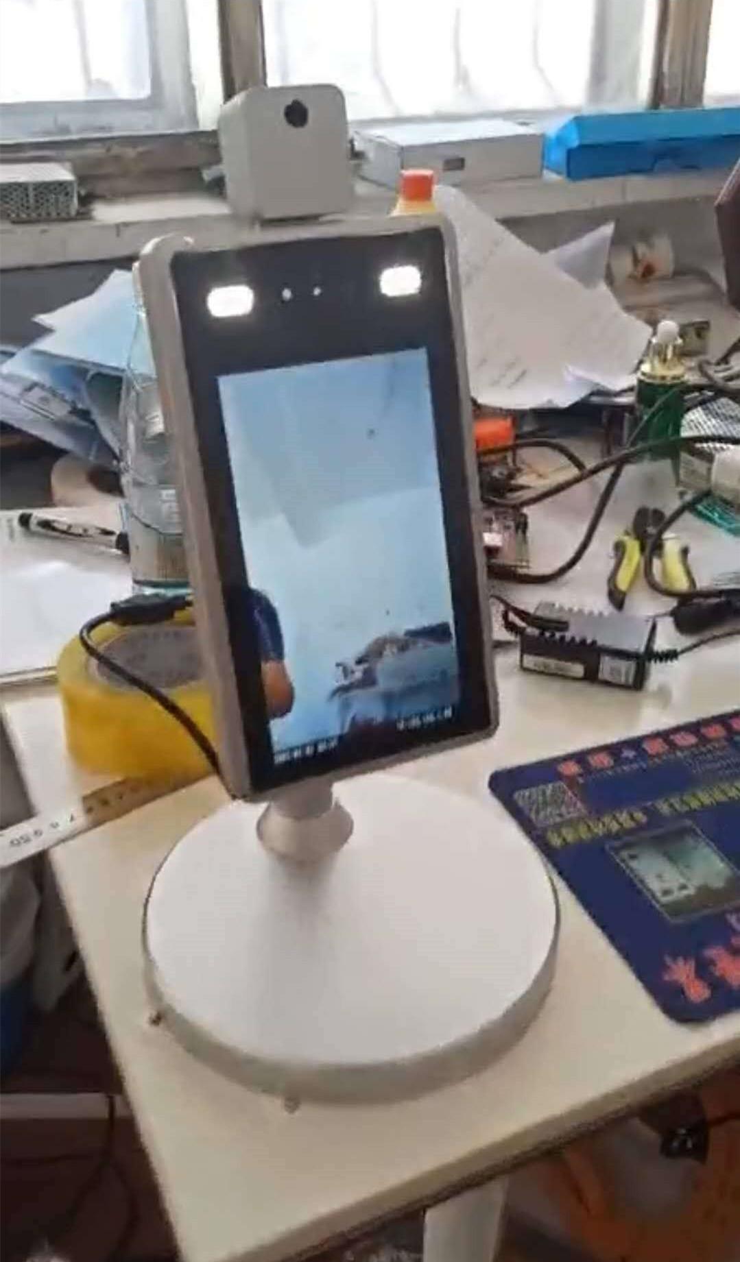 红外线快速体温检测仪1