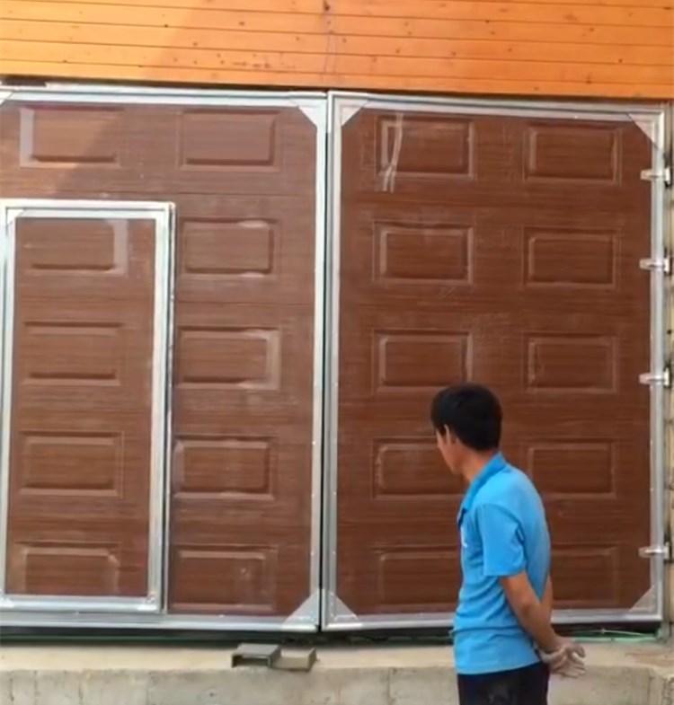 新疆平开门