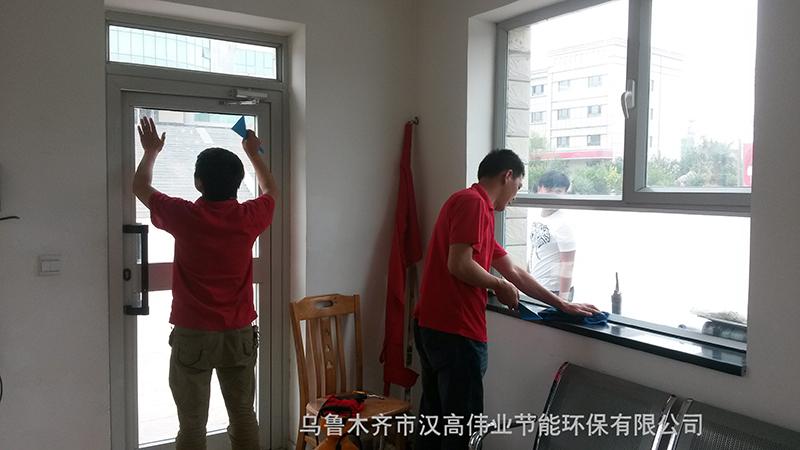 新疆建筑膜厂家教你如何购买玻璃贴膜