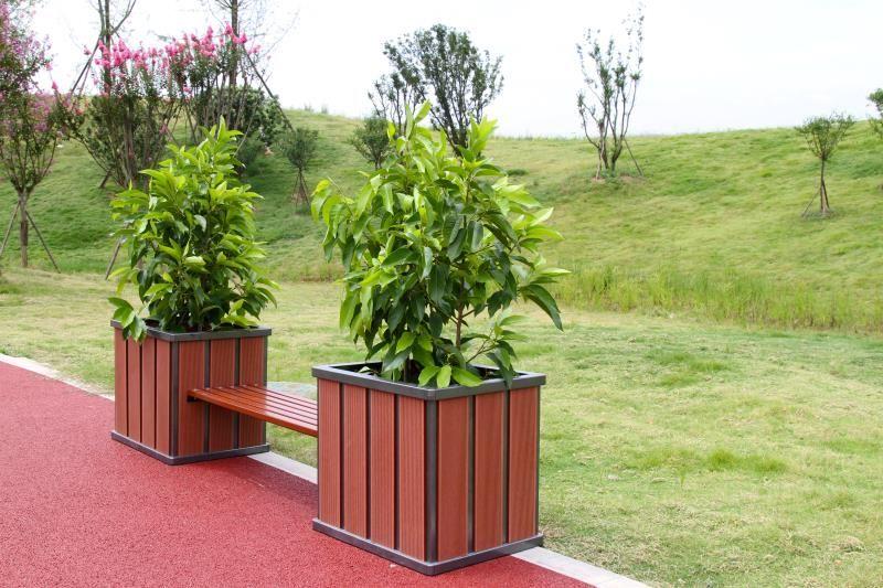 塑木花箱2