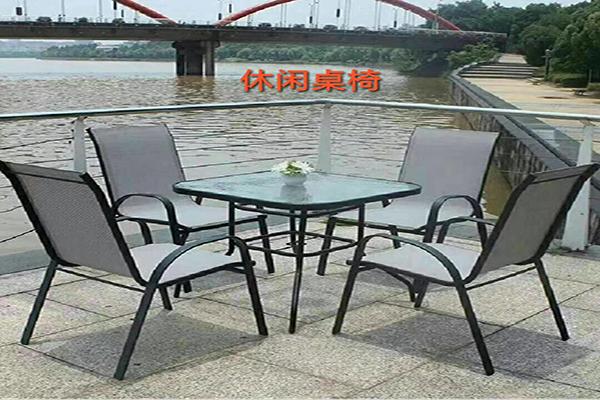 户外铸铝桌椅10