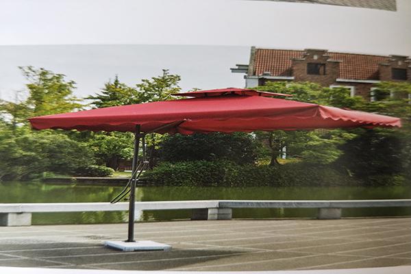 户外铸铝桌椅12