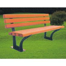 塑木公园椅26