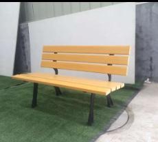 塑木公园椅35