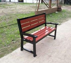 塑木公园椅39