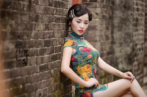 乌鲁木齐旗袍定做厂家