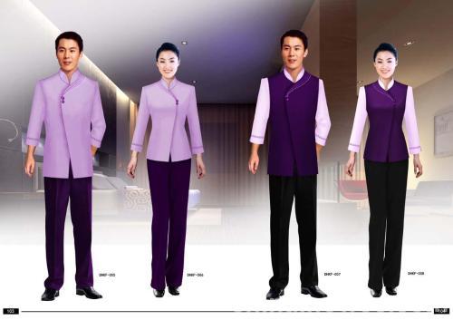 乌鲁木齐酒店制服设计