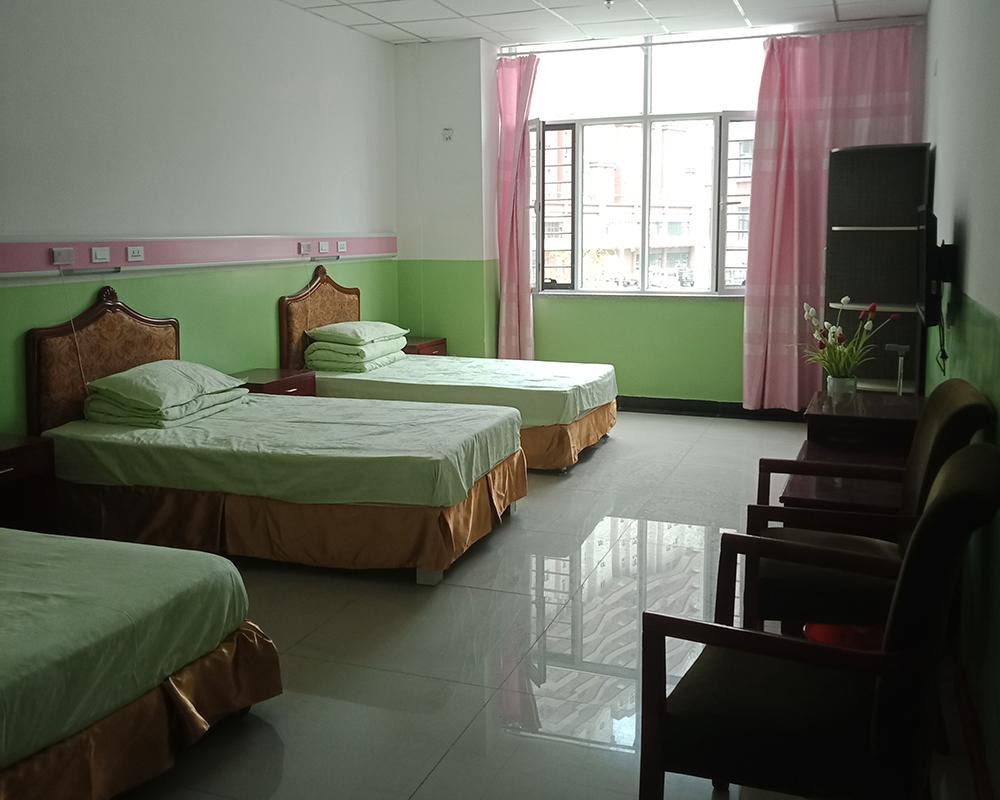 老年护理院卧室环境