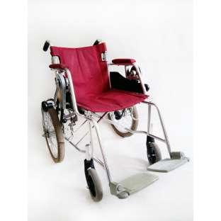 铝合金履带式轮椅