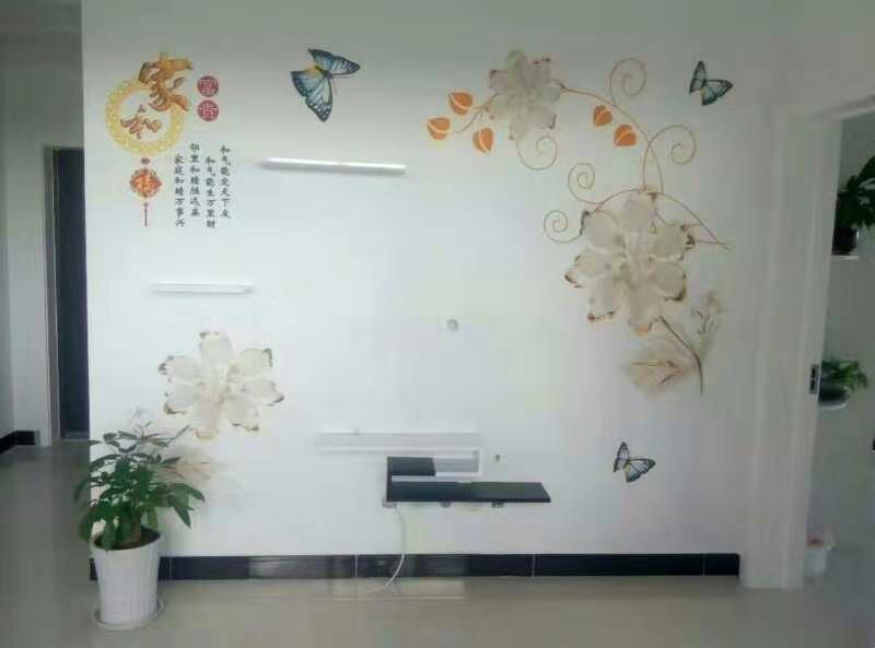 室内墙体彩绘价格