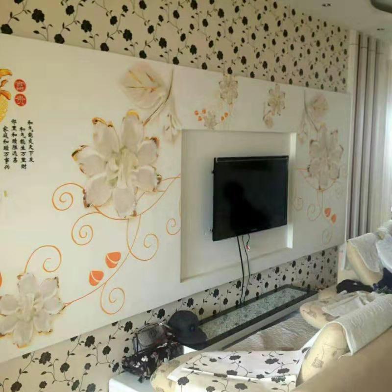 室内墙体彩绘公司