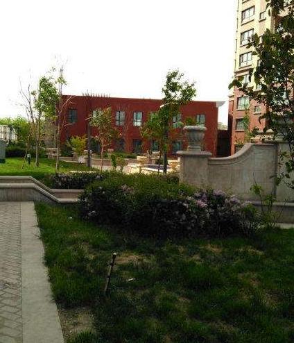 居住区环境绿化