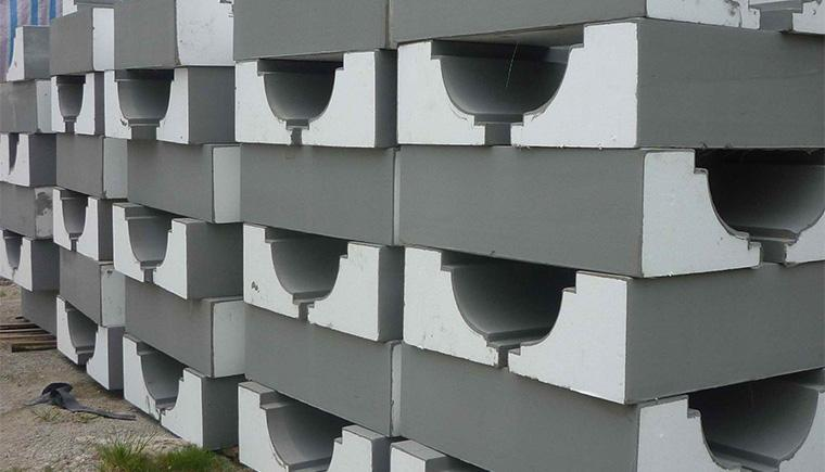 新疆GRC欧式构件告诉你的EPS线条是一种新型的外墙装饰线及构件