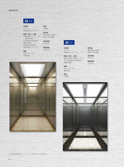小机房乘客电梯品牌