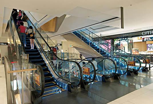 商用自动扶梯