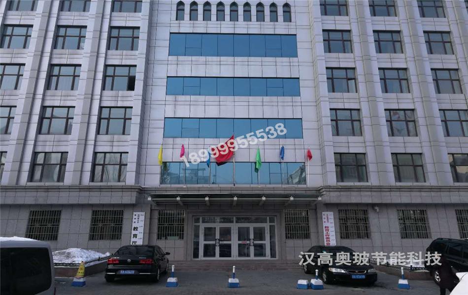 新疆自治区教育厅贴安全防弹膜