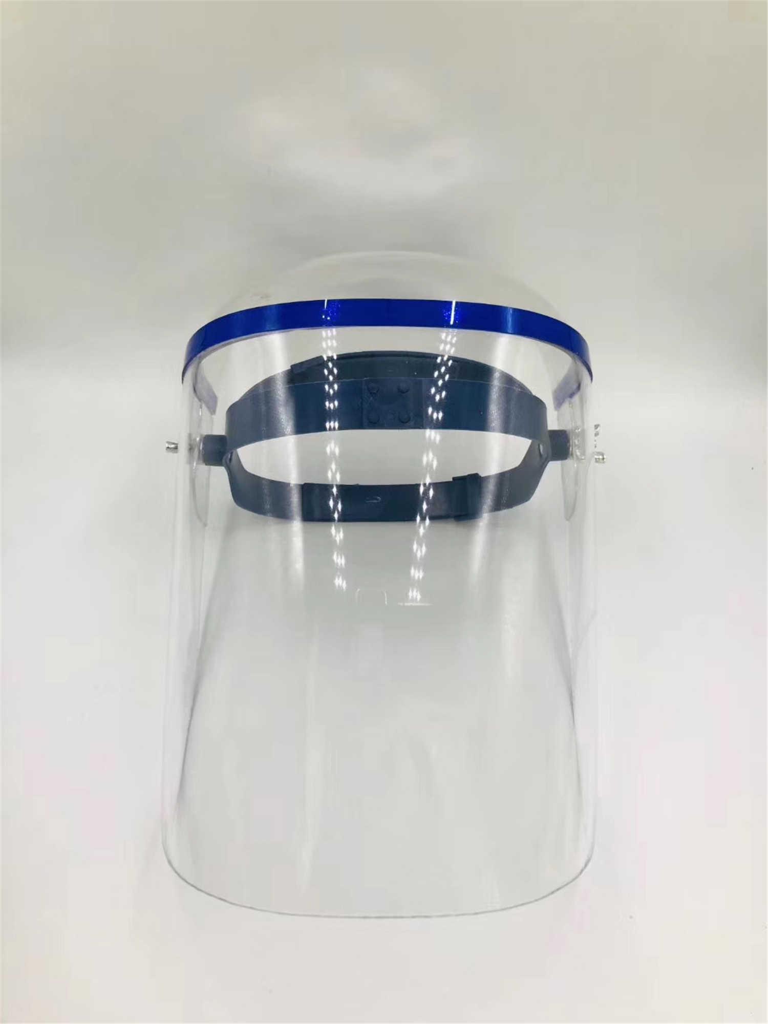 001-头戴式透明面罩